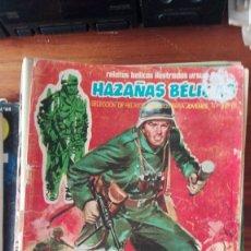 Cómics: HAZAÑAS BÉLICAS NUMERO 7.LA BATALLA DE LAS SABANAS..URSUS.1973. Lote 175503597