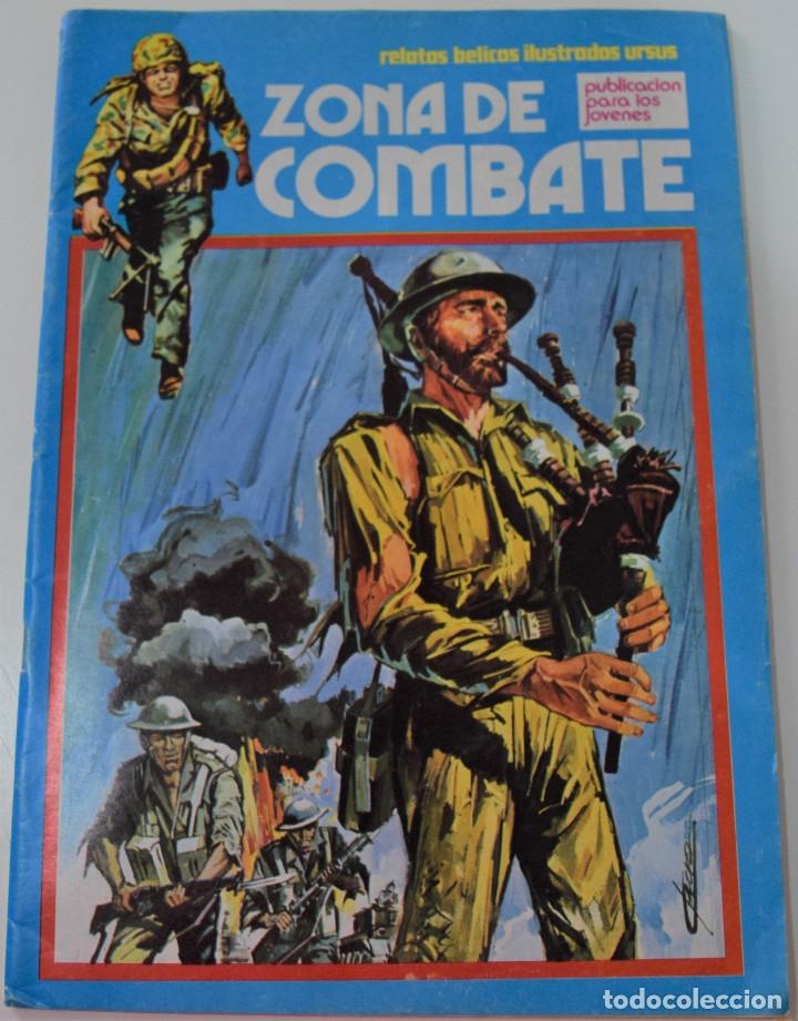 ZONA DE COMBATE Nº 53 - RELATOS BELICOS ILUSTRADOS URSUS (Tebeos y Comics - Ursus)