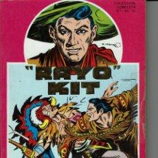Cómics: RAYO KIT URSUS COMPLETA 12 NUMEROS. Lote 176463950