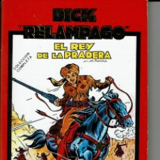 Cómics: DICK RELAMPAGO URSUS COMPLETA 19 NUMEROS. Lote 176464010