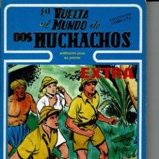 Cómics: LA VUELTA AL MUNDO DE DOS MUCHACHOS URSUS COMPLETA 18 NUMEROS. Lote 176464064