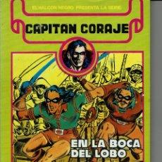 Cómics: CAPITAN CORAJE 2 TOMOS COMPLETA URSUS . Lote 176464109