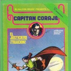 Cómics: CAPITÁN CORAJE - COMPLETA DEL 1 AL 16 - EDICIONES URSUS - (1982) - REEDICIÓN - VER IMÁGENES.. Lote 210806810