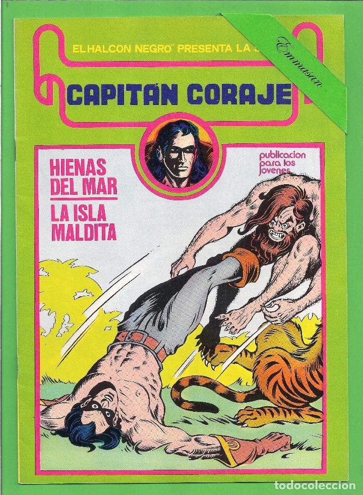 Cómics: CAPITÁN CORAJE - COMPLETA DEL 1 AL 16 - EDICIONES URSUS - (1982) - REEDICIÓN - VER IMÁGENES. - Foto 3 - 210806810
