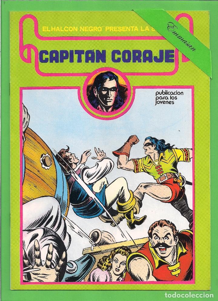Cómics: CAPITÁN CORAJE - COMPLETA DEL 1 AL 16 - EDICIONES URSUS - (1982) - REEDICIÓN - VER IMÁGENES. - Foto 4 - 210806810