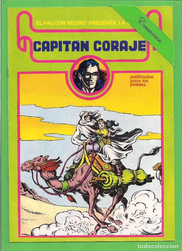 Cómics: CAPITÁN CORAJE - COMPLETA DEL 1 AL 16 - EDICIONES URSUS - (1982) - REEDICIÓN - VER IMÁGENES. - Foto 7 - 210806810