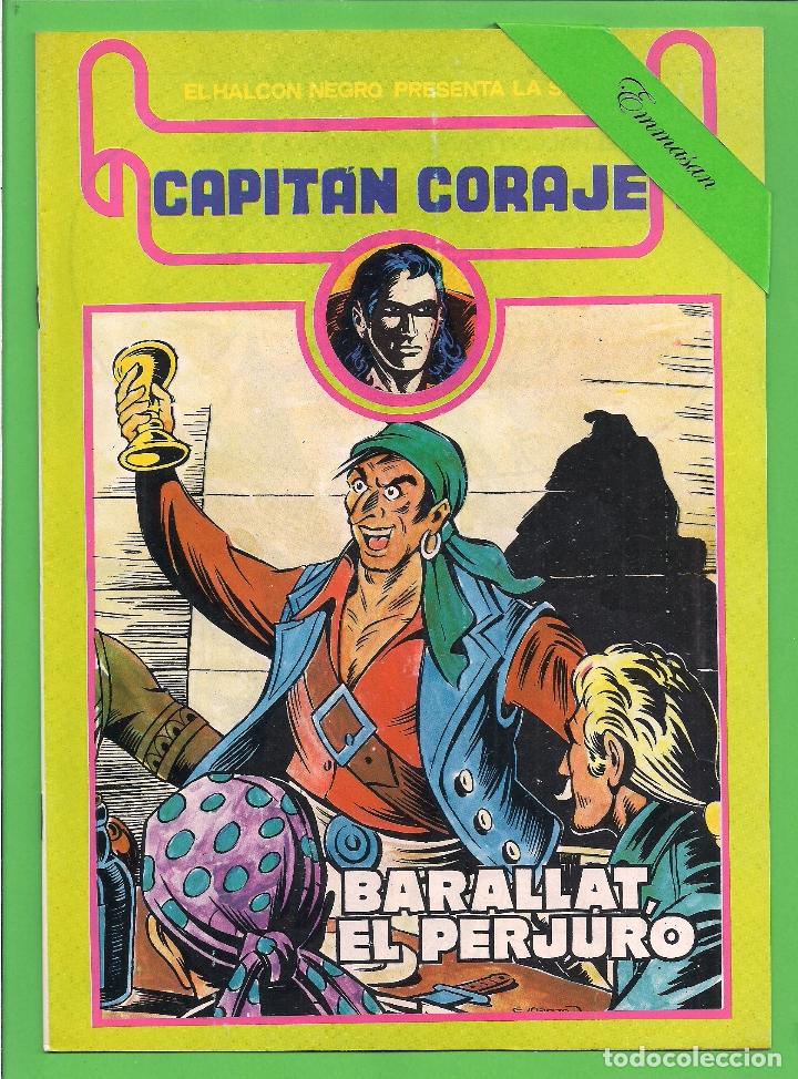 Cómics: CAPITÁN CORAJE - COMPLETA DEL 1 AL 16 - EDICIONES URSUS - (1982) - REEDICIÓN - VER IMÁGENES. - Foto 12 - 210806810