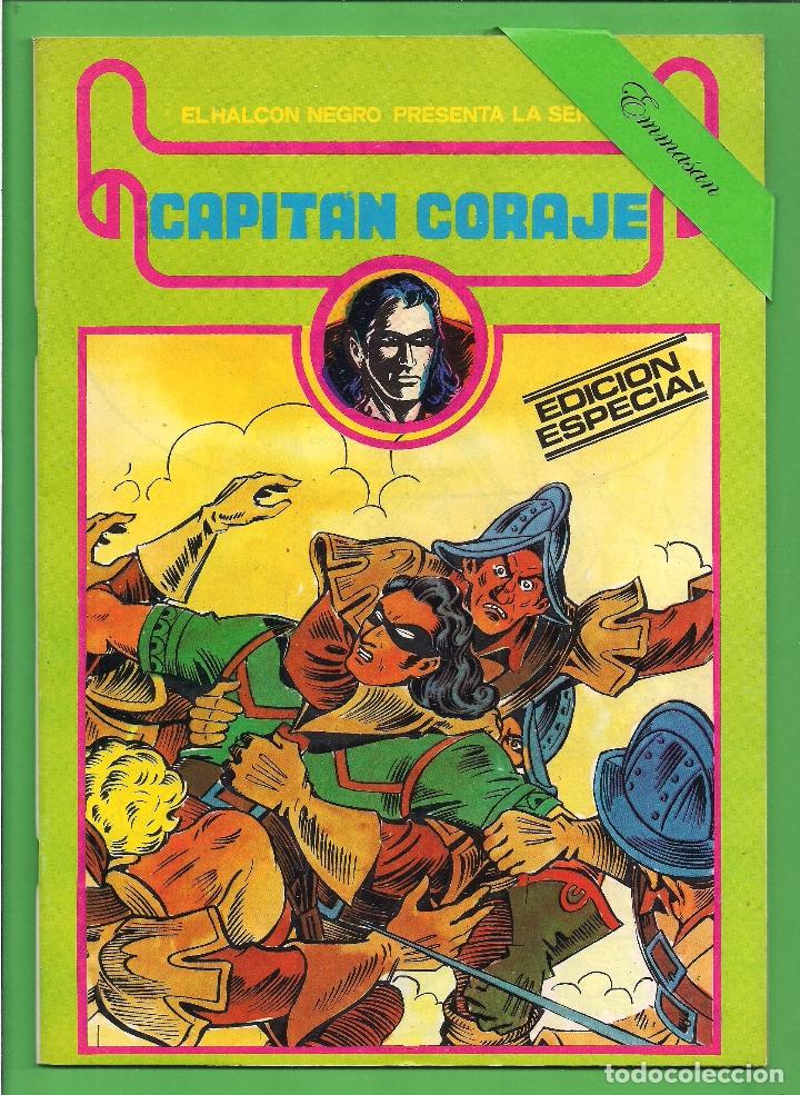 Cómics: CAPITÁN CORAJE - COMPLETA DEL 1 AL 16 - EDICIONES URSUS - (1982) - REEDICIÓN - VER IMÁGENES. - Foto 14 - 210806810