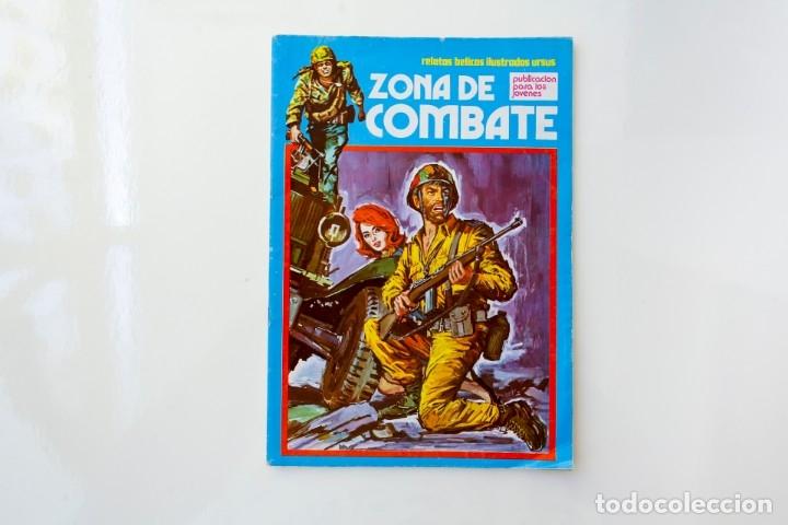 ZONA DE COMBATE Nº 49, EDITORIAL URSUS (Tebeos y Comics - Ursus)