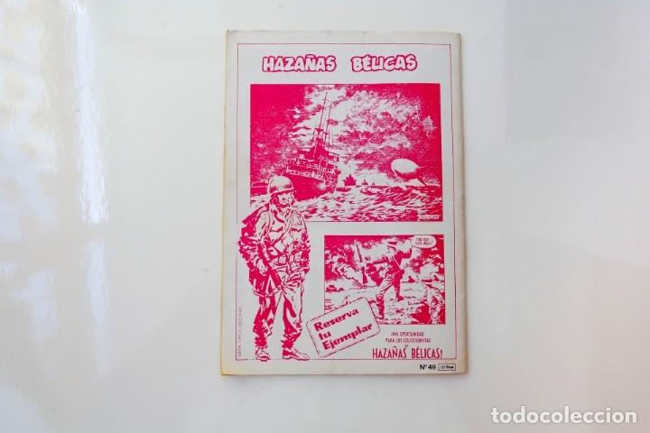 Cómics: ZONA DE COMBATE Nº 49, EDITORIAL URSUS - Foto 3 - 177478602