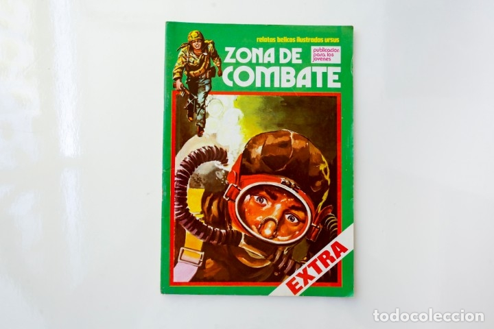 ZONA DE COMBATE Nº 3, NÚMERO EXTRA EDITORIAL URSUS (Tebeos y Comics - Ursus)