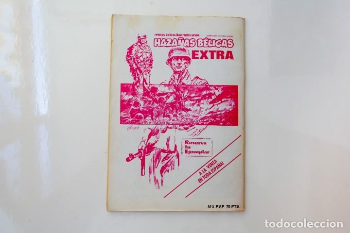Cómics: ZONA DE COMBATE Nº 3, número extra EDITORIAL URSUS - Foto 3 - 177479078