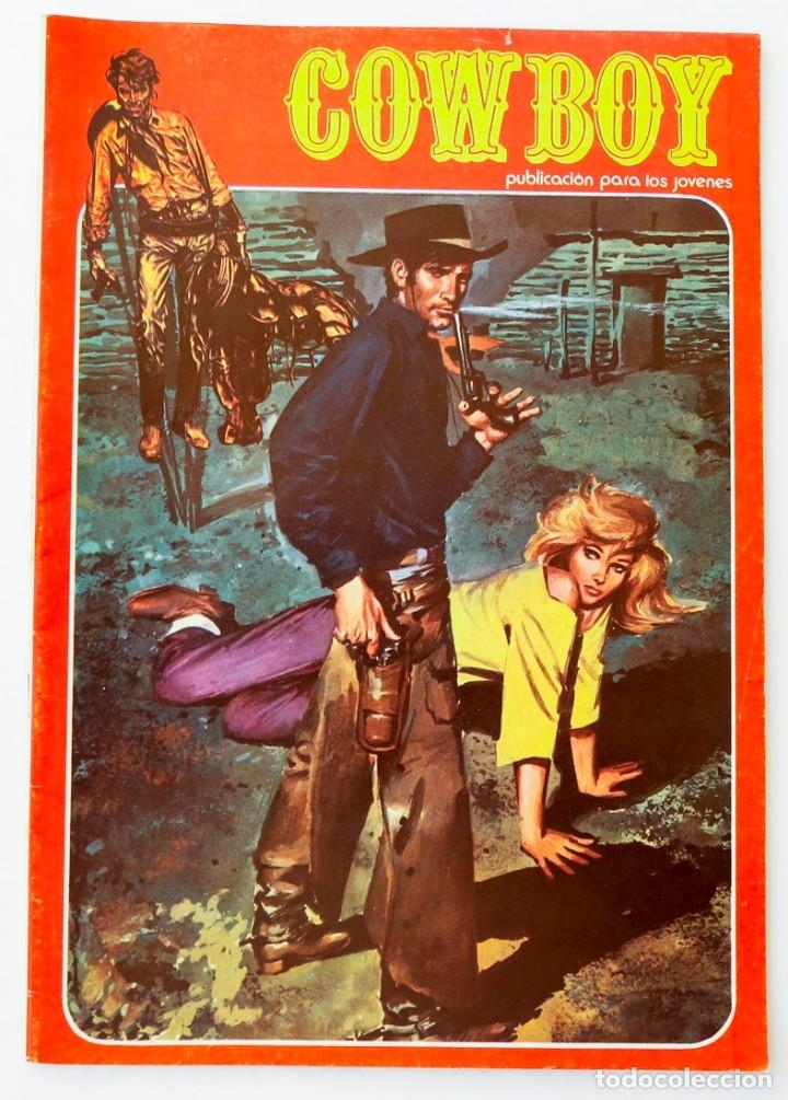 COWBOY Nº 5 EDITORIAL URSUS (Tebeos y Comics - Ursus)