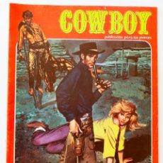 Cómics: COWBOY Nº 5 EDITORIAL URSUS. Lote 177480620