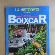 Cómics: Nº 11 - LA HISTORIETA PRESENTA ESPECIAL BOIXCAR - URSUS EDICIONES. Lote 177614543