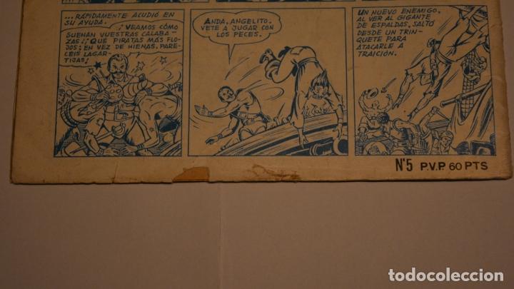 Cómics: RAYO KIT Nº 5. LITERACOMIC. C2 - Foto 2 - 179894597