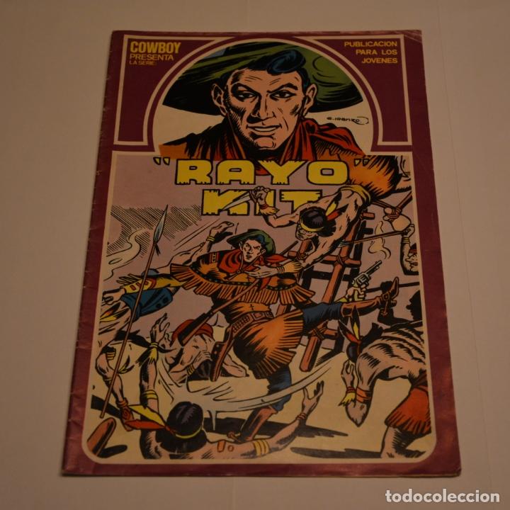 RAYO KIT Nº 4. LITERACOMIC. C2 (Tebeos y Comics - Ursus)