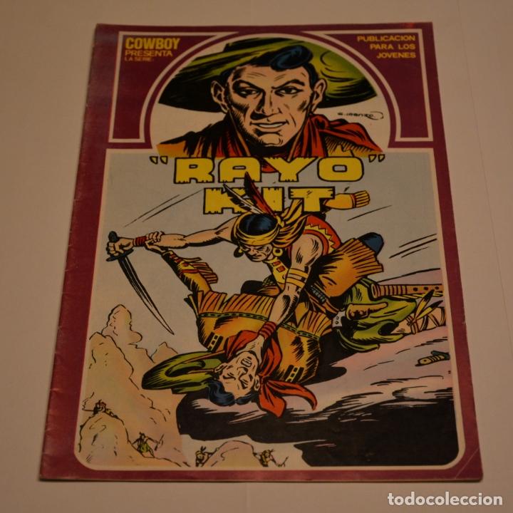 RAYO KIT Nº 6. LITERACOMIC. C2 (Tebeos y Comics - Ursus)