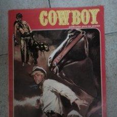 Cómics: COWBOY 3ª EPOCA Nº 14. URSUS 1978. Lote 180419066