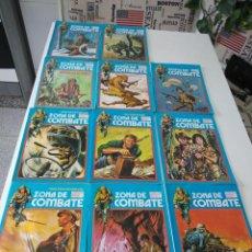 Cómics: LOTE 11 ZONA DE COMBATE NÚMEROS 29,67,137,138,148,152,158,159,162,163 Y 165. Lote 185968572