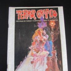 Cómics: TERROR GRAFICO (1972, URSUS) 11 · 1973 · TERROR GRAFICO. Lote 188497203
