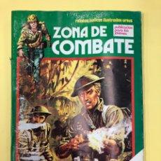 Cómics: ZONA DE COMBATE 31 - CUBIERTA DESLUCIDA PERO INTERIOR EN PERFECTO ESTADO - DE DISTRIBUIDORA. Lote 188590788