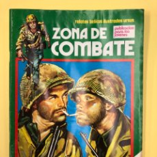 Fumetti: ZONA DE COMBATE 27 - CUBIERTA DESLUCIDA PERO INTERIOR EN PERFECTO ESTADO - DE DISTRIBUIDORA. Lote 188591571