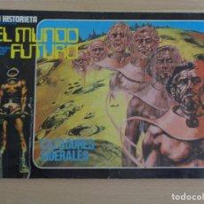 Fumetti: EL MUNDO FUTURO NÚM. 23. CAZADORES SIDERALES. EDITA URSUS 1977. Lote 188592232