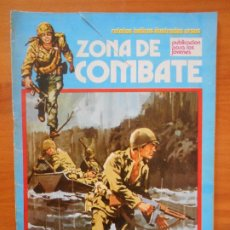 Comics : ZONA DE COMBATE Nº 37 - RELATOS BELICOS ILUSTRADOS URSUS (GZ). Lote 190423735