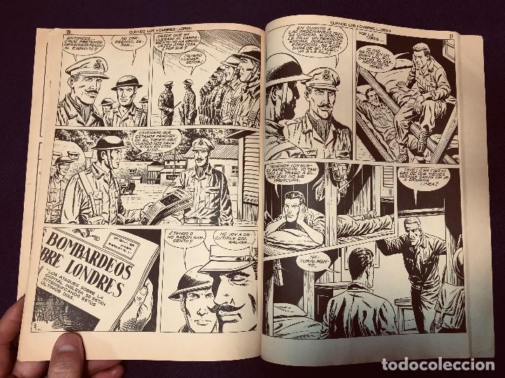 Cómics: zona de combate relatos bélicos ilustrados ursus II G M s xx - Foto 13 - 191557717