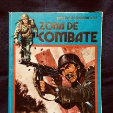 Cómics: ZONA DE COMBATE RELATOS BÉLICOS ILUSTRADOS URSUS II G M S XX. Lote 191557717