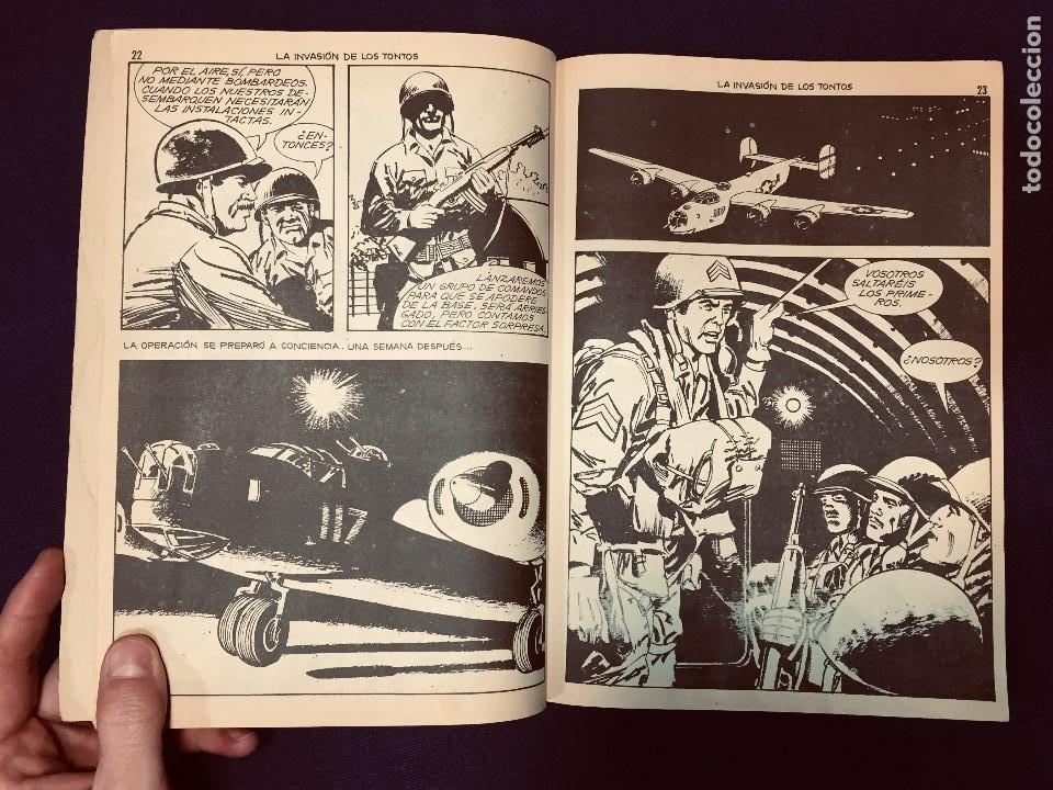 Cómics: zona de combate relatos bélicos ilustrados ursus II G M s xx - Foto 5 - 191557717