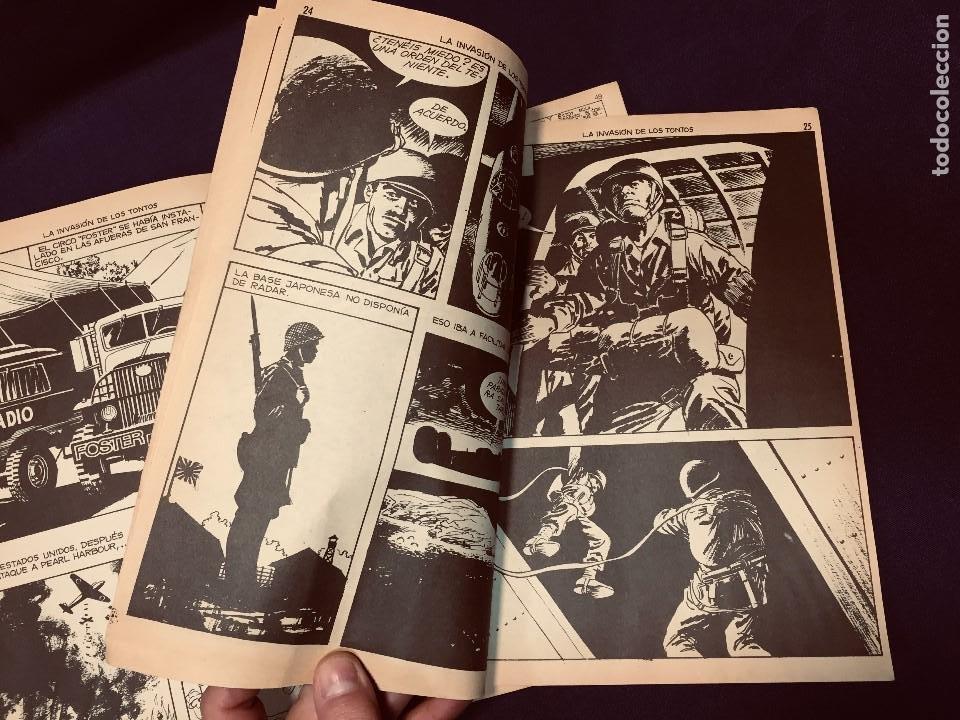 Cómics: zona de combate relatos bélicos ilustrados ursus II G M s xx - Foto 8 - 191557717