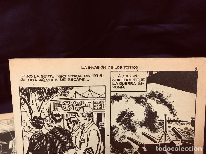 Cómics: zona de combate relatos bélicos ilustrados ursus II G M s xx - Foto 9 - 191557717