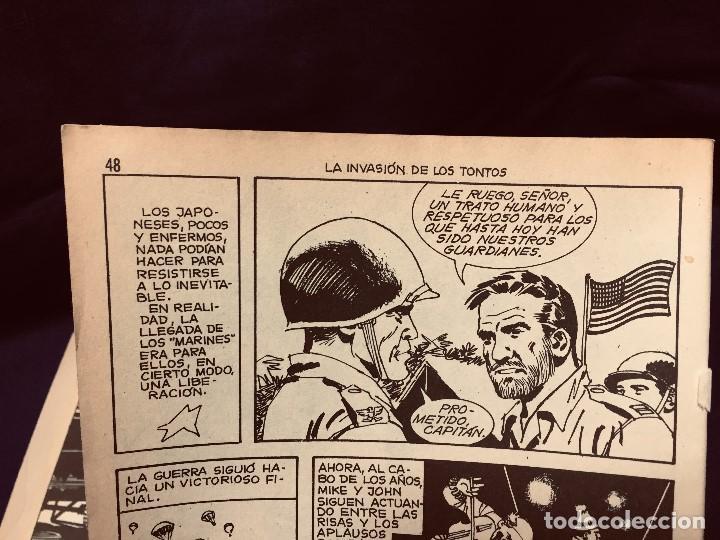 Cómics: zona de combate relatos bélicos ilustrados ursus II G M s xx - Foto 10 - 191557717