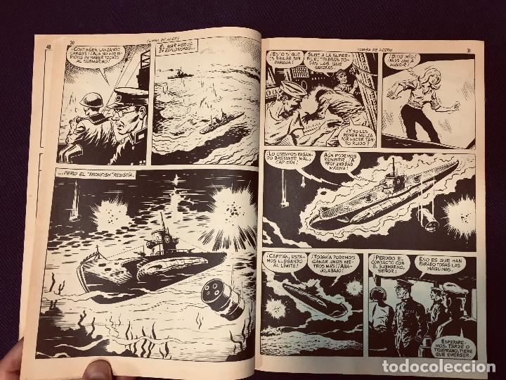 Cómics: zona de combate relatos bélicos ilustrados ursus II G M s xx - Foto 11 - 191557717