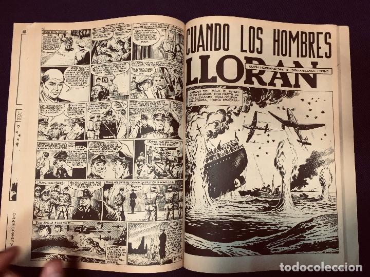 Cómics: zona de combate relatos bélicos ilustrados ursus II G M s xx - Foto 12 - 191557717
