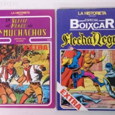 Comics : FLECHA NEGRA URSUS EDICIONES COMPLETA. Lote 191820218