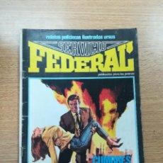 Cómics: SERVICIO FEDERAL #3. Lote 192926595