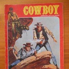 Comics : COWBOY - Nº 28 - URSUS EDICIONES (A). Lote 194684720