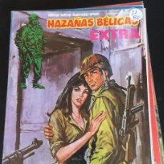 Fumetti: URSUS HAZAÑAS BELICAS NUMERO EXTRA 31 NORMAL ESTADO - OFERTA 5. Lote 194957741