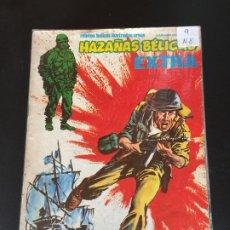 Fumetti: URSUS HAZAÑAS BELICAS NUMERO EXTRA 9 NORMAL ESTADO - OFERTA 5. Lote 194958022