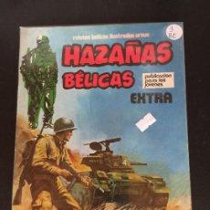Fumetti: URSUS HAZAÑAS BELICAS EXTRA NUMERO 3 NORMAL ESTADO - OFERTA 5. Lote 194959082