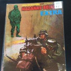 Comics : URSUS HAZAÑAS BELICAS EXTRA NUMERO 33 NORMAL ESTADO - OFERTA 5. Lote 194959848