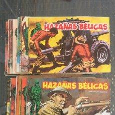 Comics : LOTE 19 NUMEROS HAZAÑAS BELICAS APASAISADOS - URSUS - GCH1. Lote 195080552