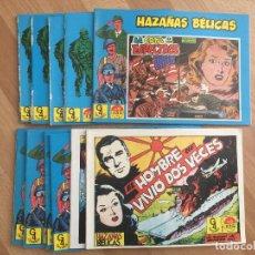 Cómics: LOTE 11 NUMEROS HAZAÑAS BELICAS APASAISADOS - G4 EDICIONES - GCH1. Lote 195080903