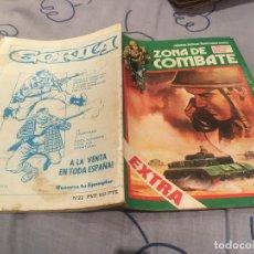 Cómics: ZONA DE COMBATE EXTRA Nº 22 - RELATOS BELICOS ILUSTRADOS URSUS. Lote 195369702