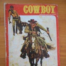 Comics : COWBOY Nº 6 - COW BOY - URSUS (G1). Lote 196069537