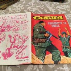 Comics : GORILA Nº 5 PULGARCITO EN COREA - URSUS. Lote 196518906