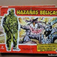 Cómics: HAZAÑAS BÉLICAS 2 TEBEOS. Lote 197446135